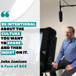 An Interview with ACS Volunteer John Jamison